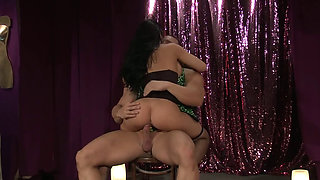Rebeca Linares is a passionate gypsy