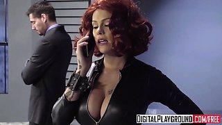 XXX Porn video - Captain America A XXX Parody
