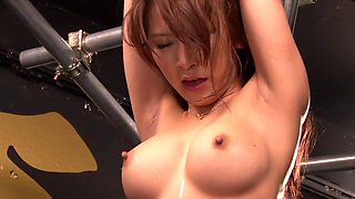 asian slave machine fucked