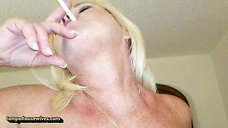 The Smoking Facial with Ms Paris Rose