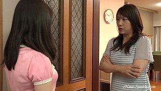 JAP Landlady's Mistake