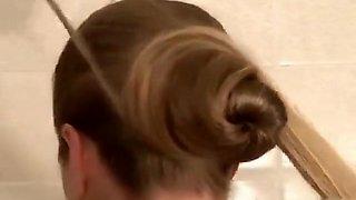 Milk Hair Bath