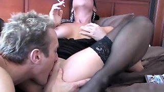 Lolly Badcock smoking sex