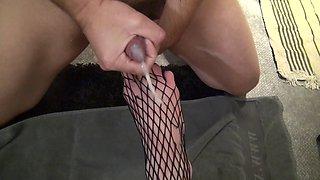 huge load, fisting, foot fetish, pretty nurse