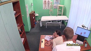 nurse caught doctor fucking