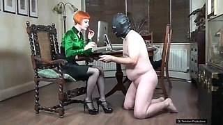 Slave and mistress