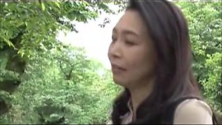 Japanese mom love story with his lover