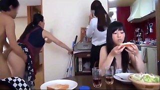 lustysexlife Japanese Family Sex Adventure
