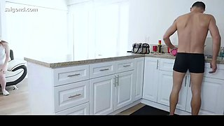 step-dad while mom was sleeping - karlie brooks