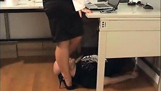 Horny amateur porn clip