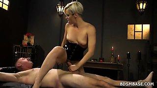 Mistress Helena Face Sitting by BDSMbase