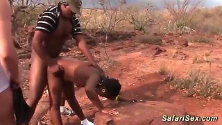 Young african teens first fuck orgy