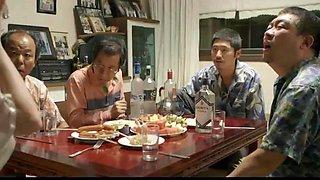 Hottest Korean, Interracial adult movie
