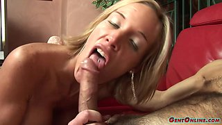 Jordan Sinz is a horny MILF craving to be pounded hard
