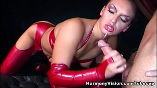 Best pornstar Donna Marie in Incredible Cumshots, Stockings sex video