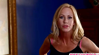 maxcuckold com Blonde Have BBC Cuckold