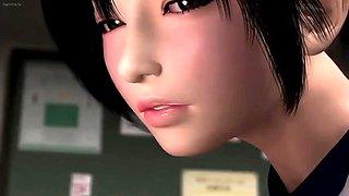 Umemaro Horny Girl 3D
