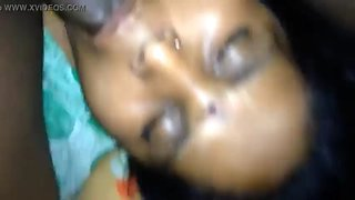 Mallu aunty licking