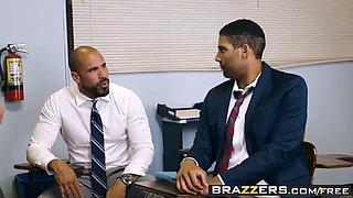 brazzers - big tits at school - parent fucking teacher meeti