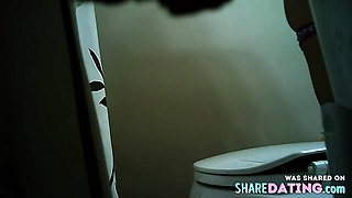 Caught Friends Milf Wife Hidden Cam Toilet Shower