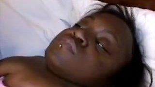 Massive Black Woman Pumps Ebony Midgets Cunt With Huge Dildo