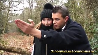 young french schoolgirl anal