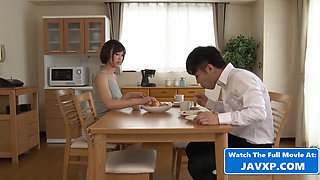 Mom And Stepson Home Alone, Asian Japanese JAV