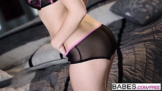 Babes - Gentle as a Feather starring Veronica