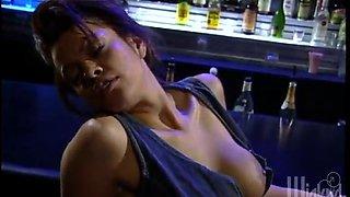 rough sex with the smoking hot ebony babe nikki darling