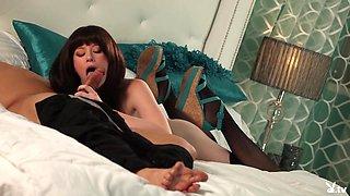 Best pornstar in Exotic Romantic, Stockings adult movie