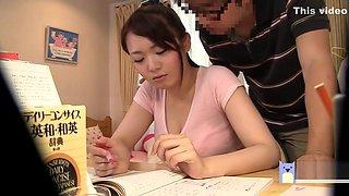 Innocent Girl and a Lame Tutor - Click here for full video - http://taraa.xyz/UQA