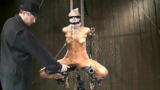 Device bondage extreme anal