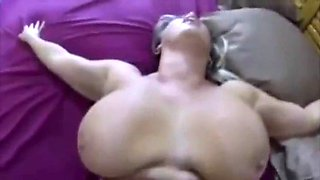 Mature milf busty mom bed sleep