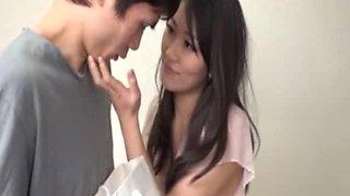 Japanese Mother Fucks Her Son