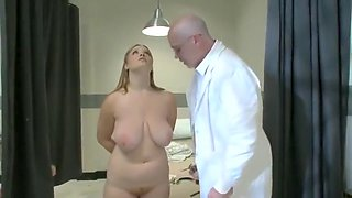Curvy Redhead Dominated And Fucked By Her Doctor