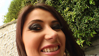 Milf Eva Karera Double penetration and cum swallow