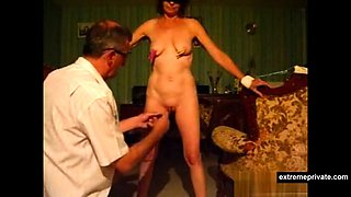 Turning a descent mom into a BDSM slave