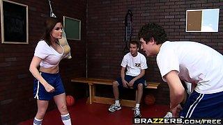 Brazzers - Big Tits at School - Tap That Titt