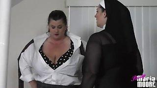 Sister nun mm