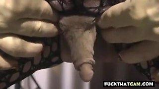 It has the largest direct clitoris
