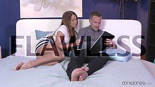 Horny pornstars Matt, Angella in Exotic Redhead, Small Tits xxx movie