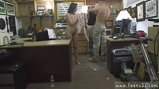 fun teen brunette party Customers Wife Wants The D