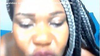 African Mature Cam