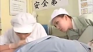 Female Workers at Cum Drum Factory - doc2 (JAV excerpt)
