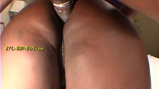 Thick Ebony anal