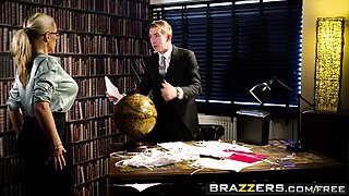 Brazzers - Big Tits at Work - Rebecca Moore D