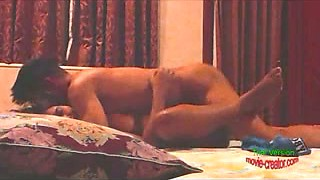 Big and brutal dark skin stud pumps insatiable Indian lady