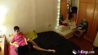 Jordi fucked by a mature mom