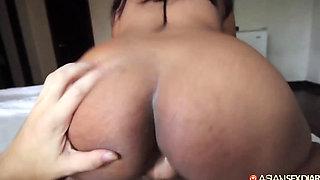 Chubby morning wake up sex