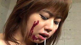 Hard Asian bondage and forced sex